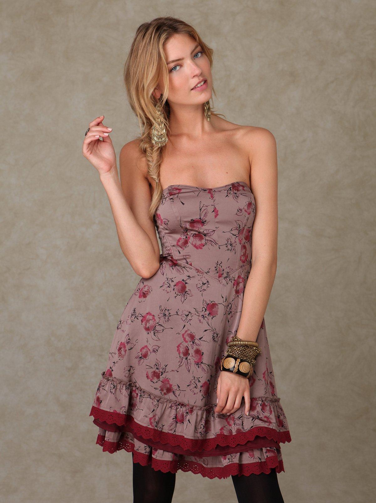 Oh Loverboy Dress