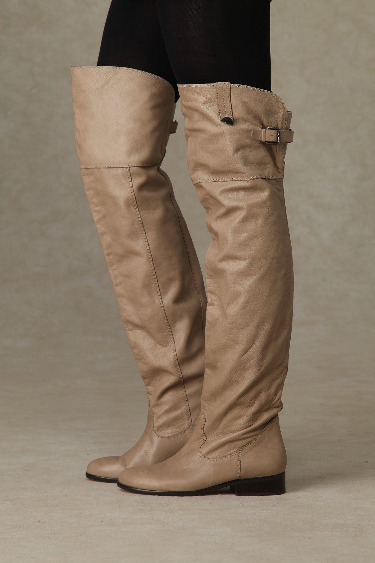 Sandy Tall Boot