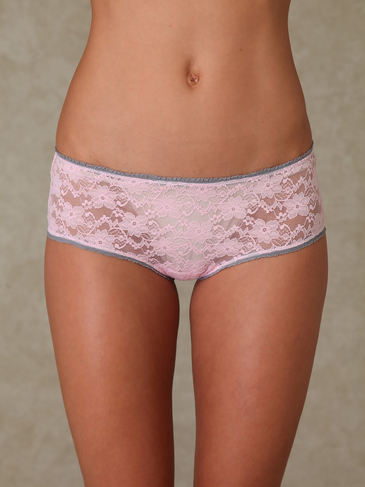 Rouched Back Pantie