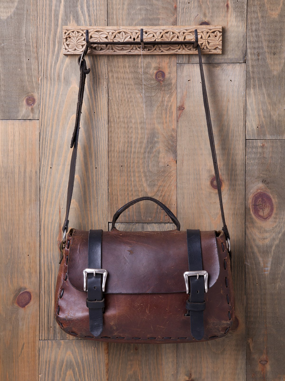 Vintage Archer Messenger