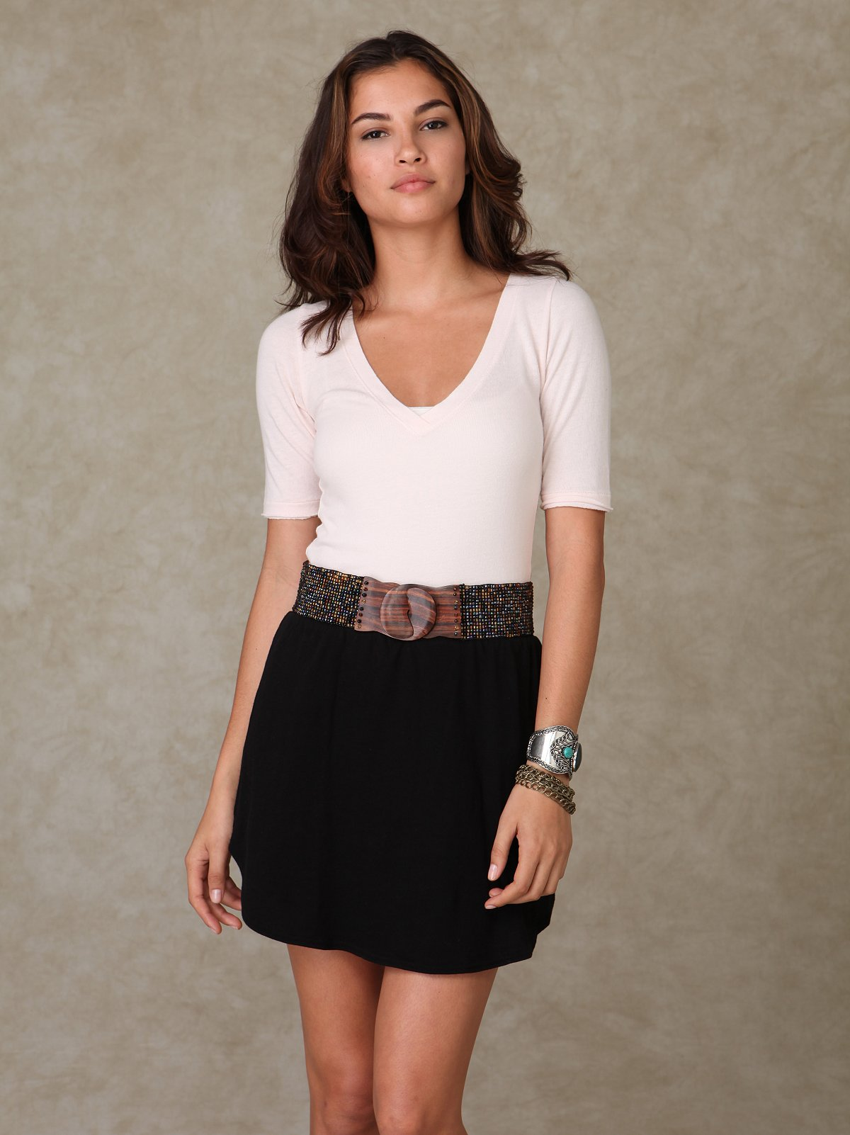 Half Moon Skirt