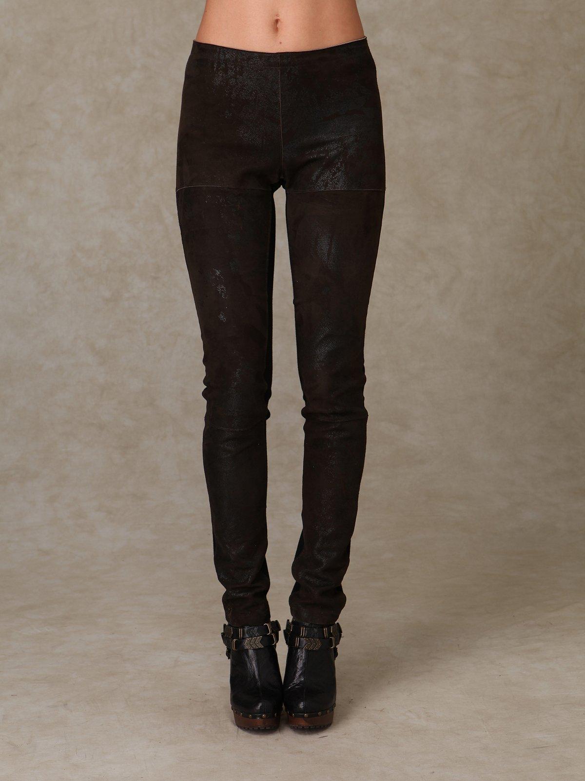 Graham & Spencer Leather Legging
