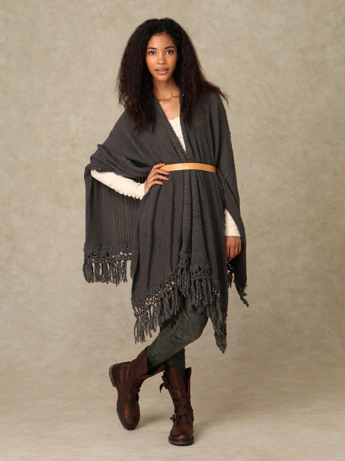 Boho Angel Blanket