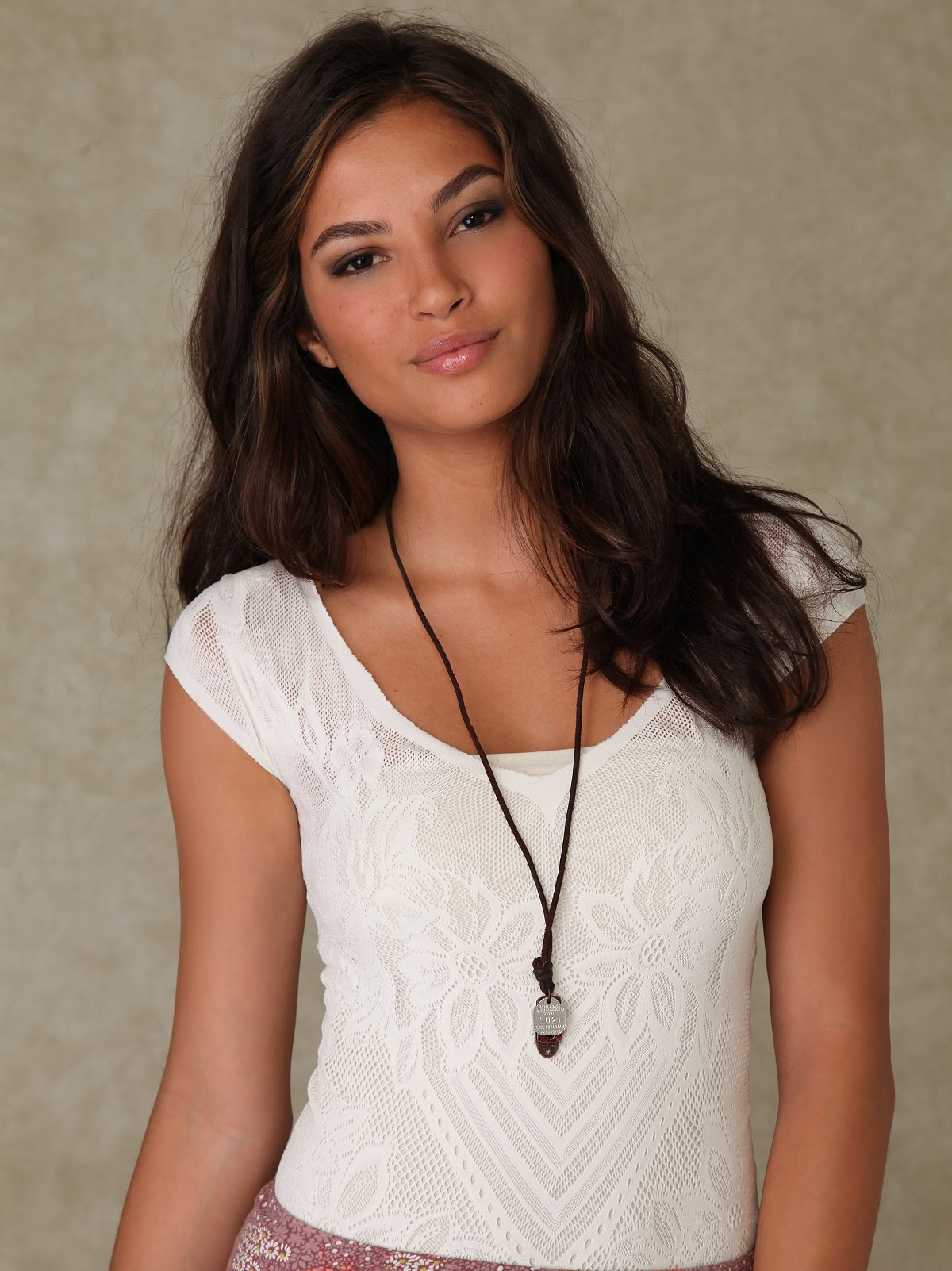 Corporal Charm Necklace