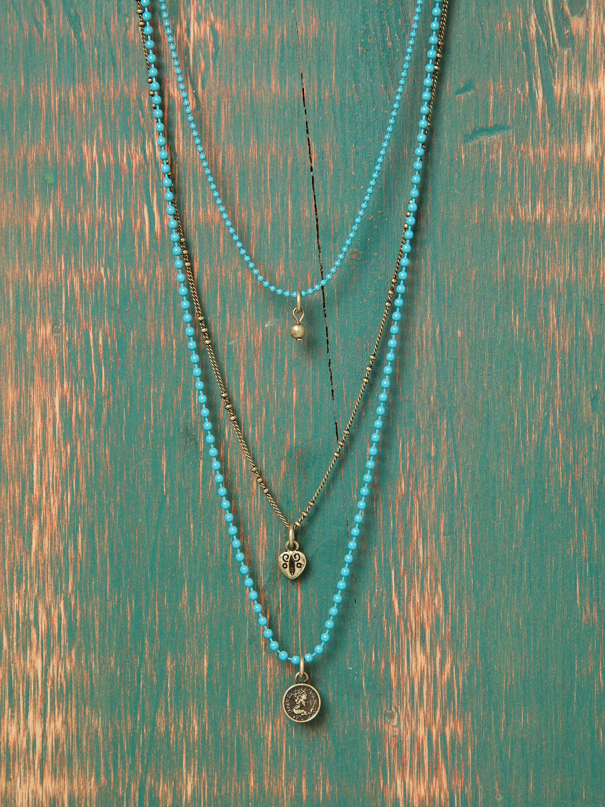 Chain Layering Necklace
