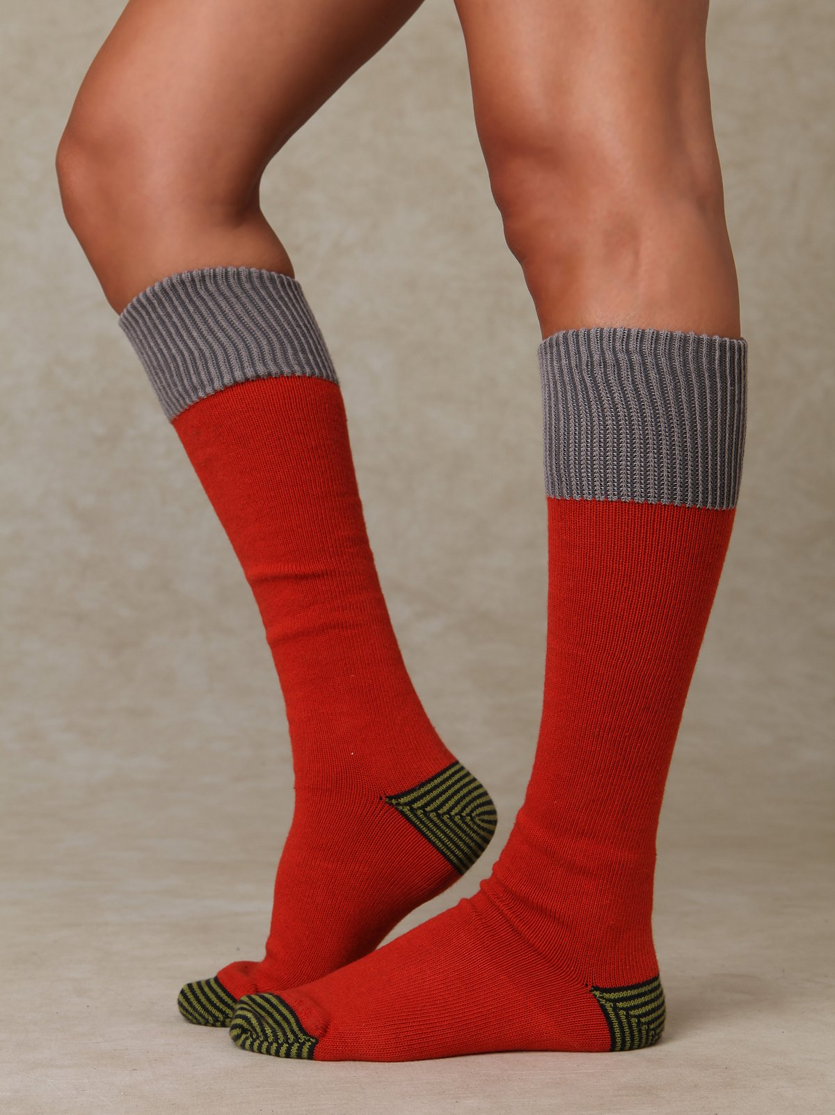 Rugby Match Knee Sock