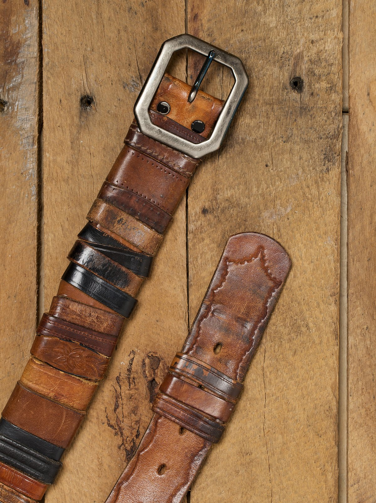 Nomad Pieced Belt