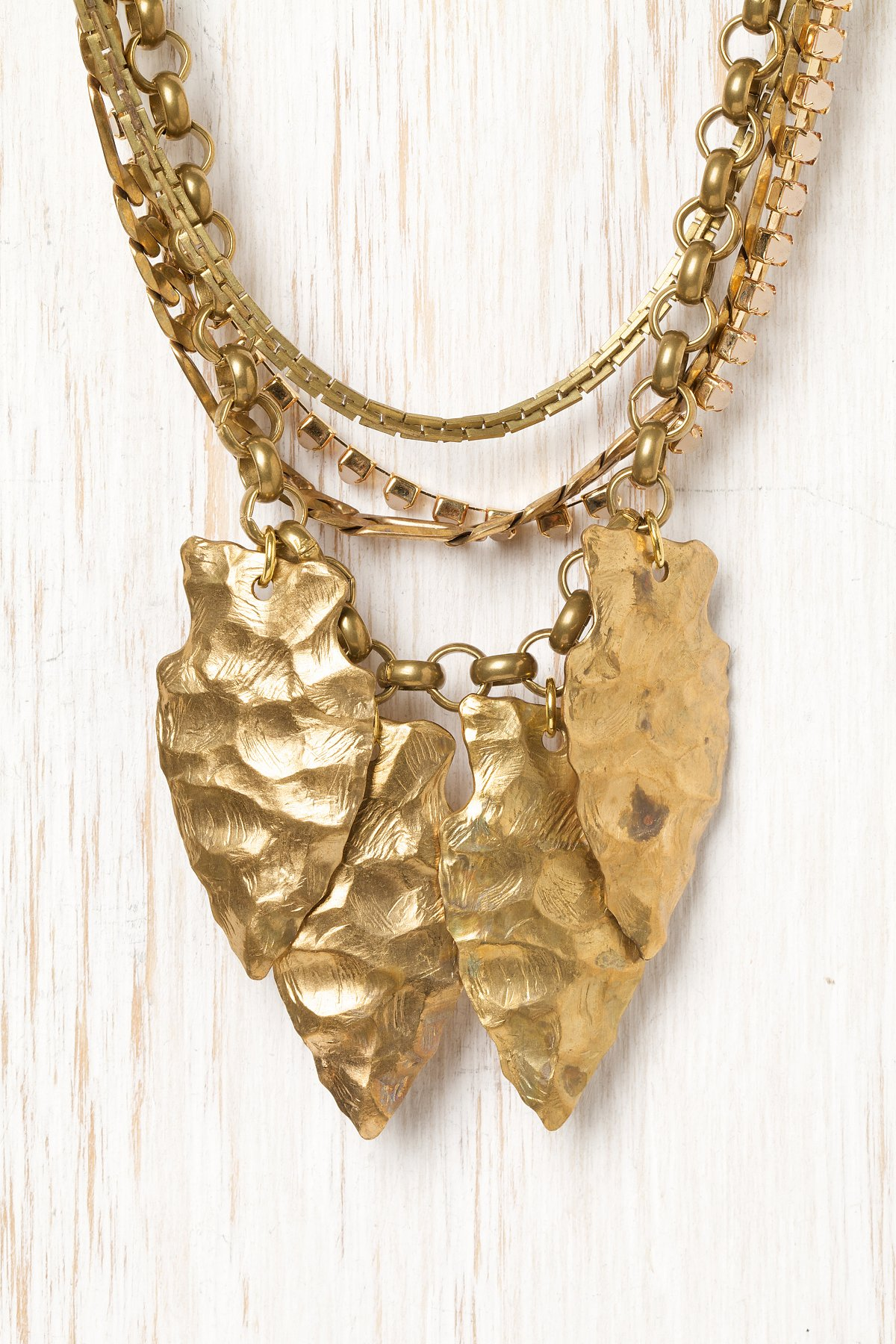 Arrowheads Necklace