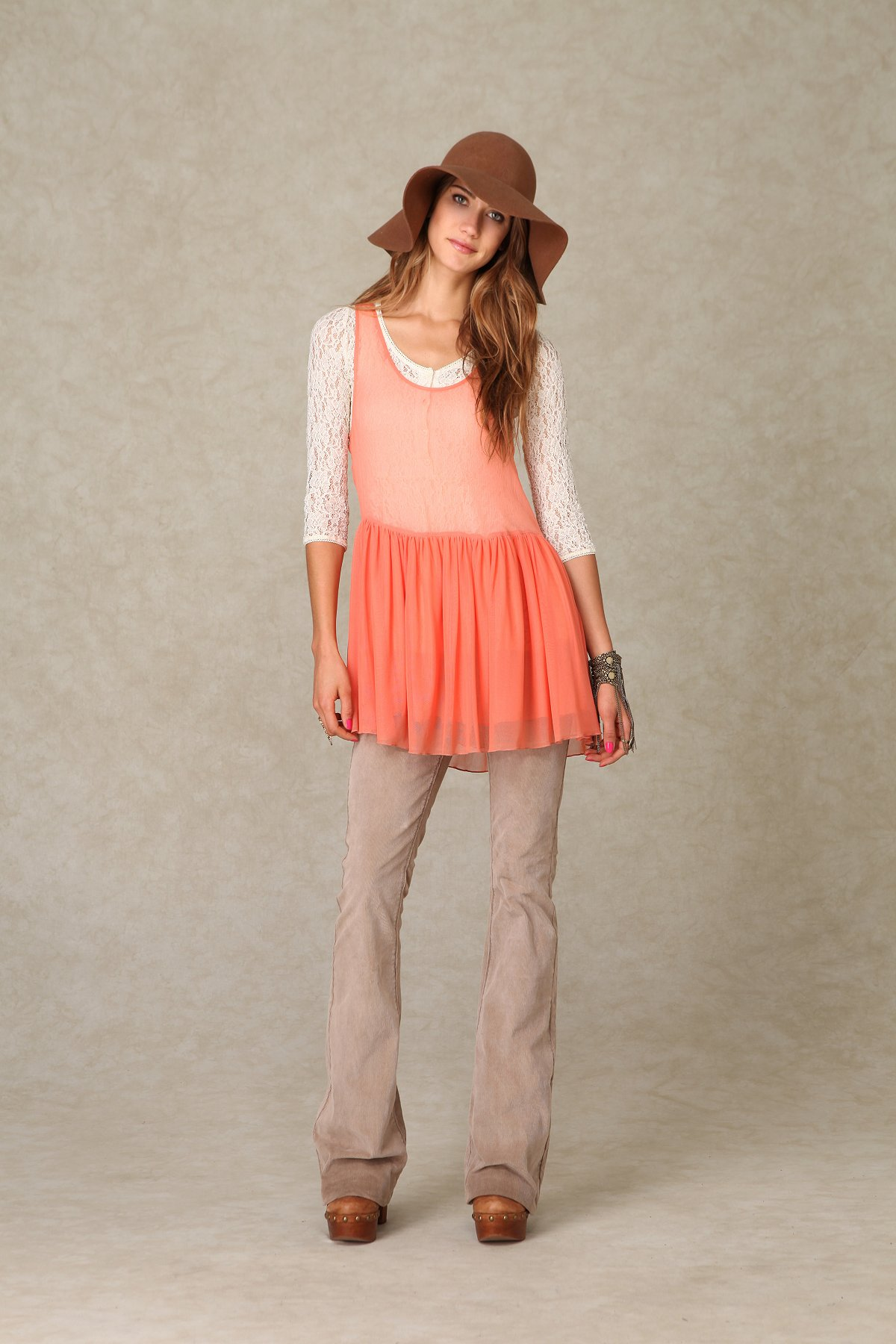 Fp Trouser Flare Cord