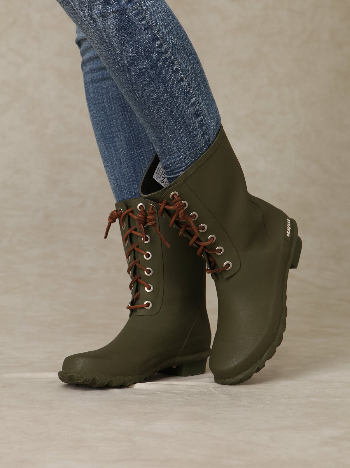 Off Shore Lace Up Boot