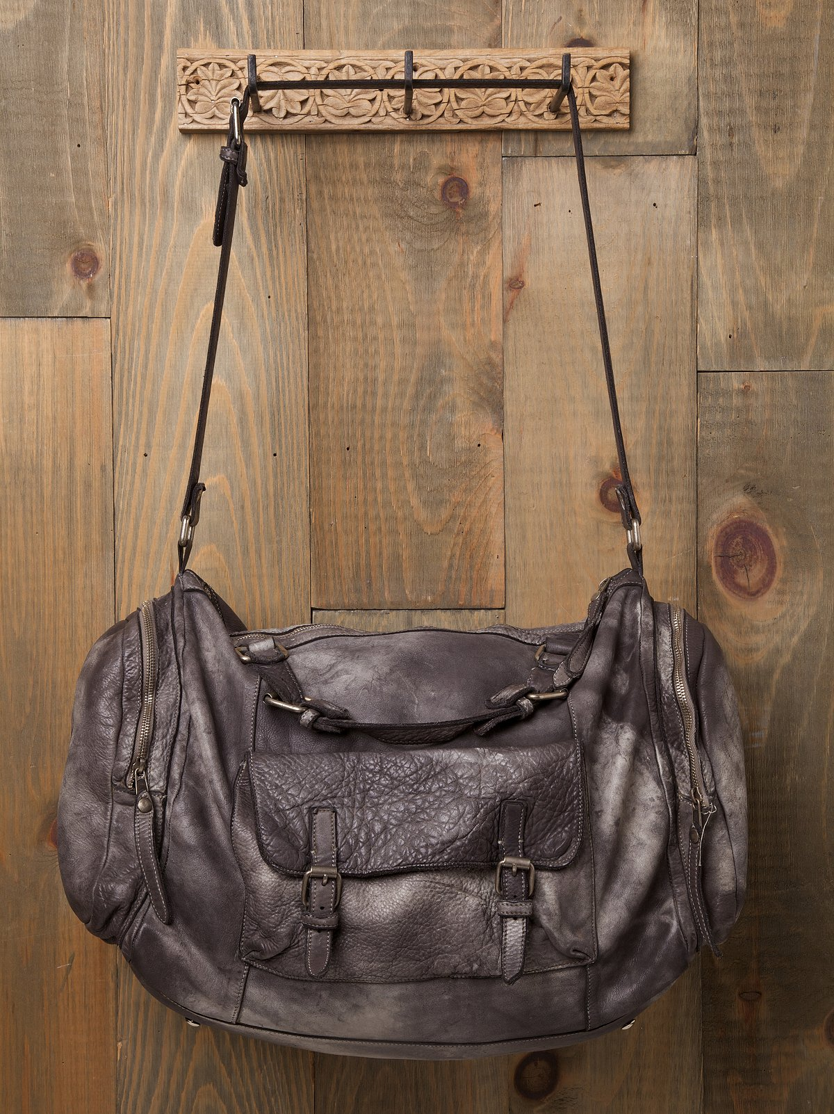 Moto Traveler Bag