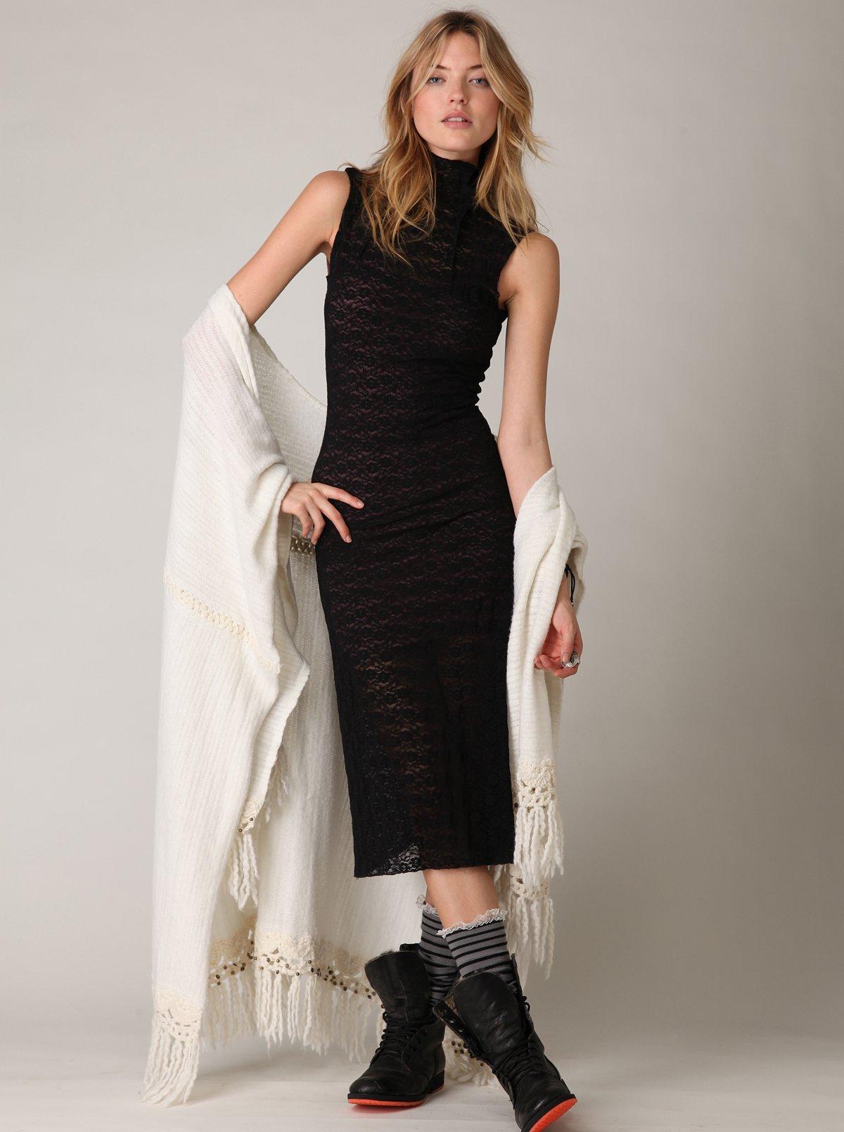 Victorian Lace Slip