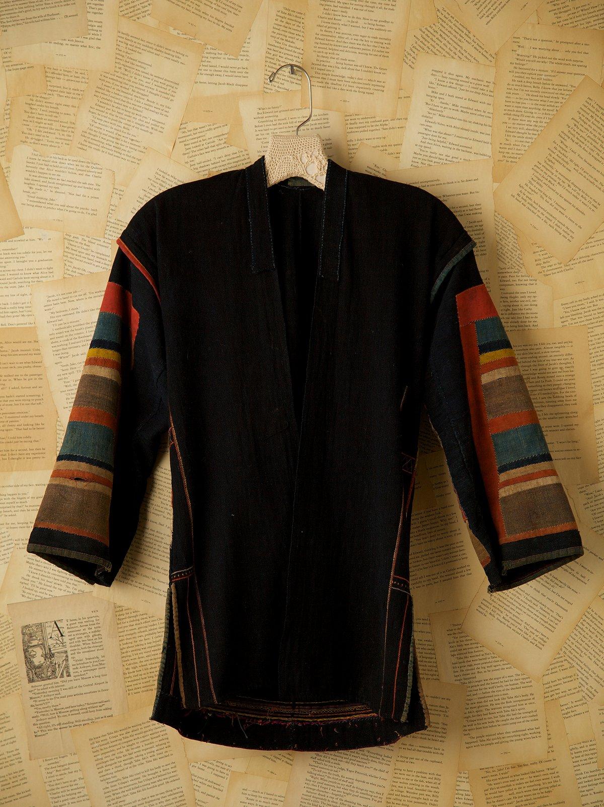 Vintage Vietnamese Cotton Jacket
