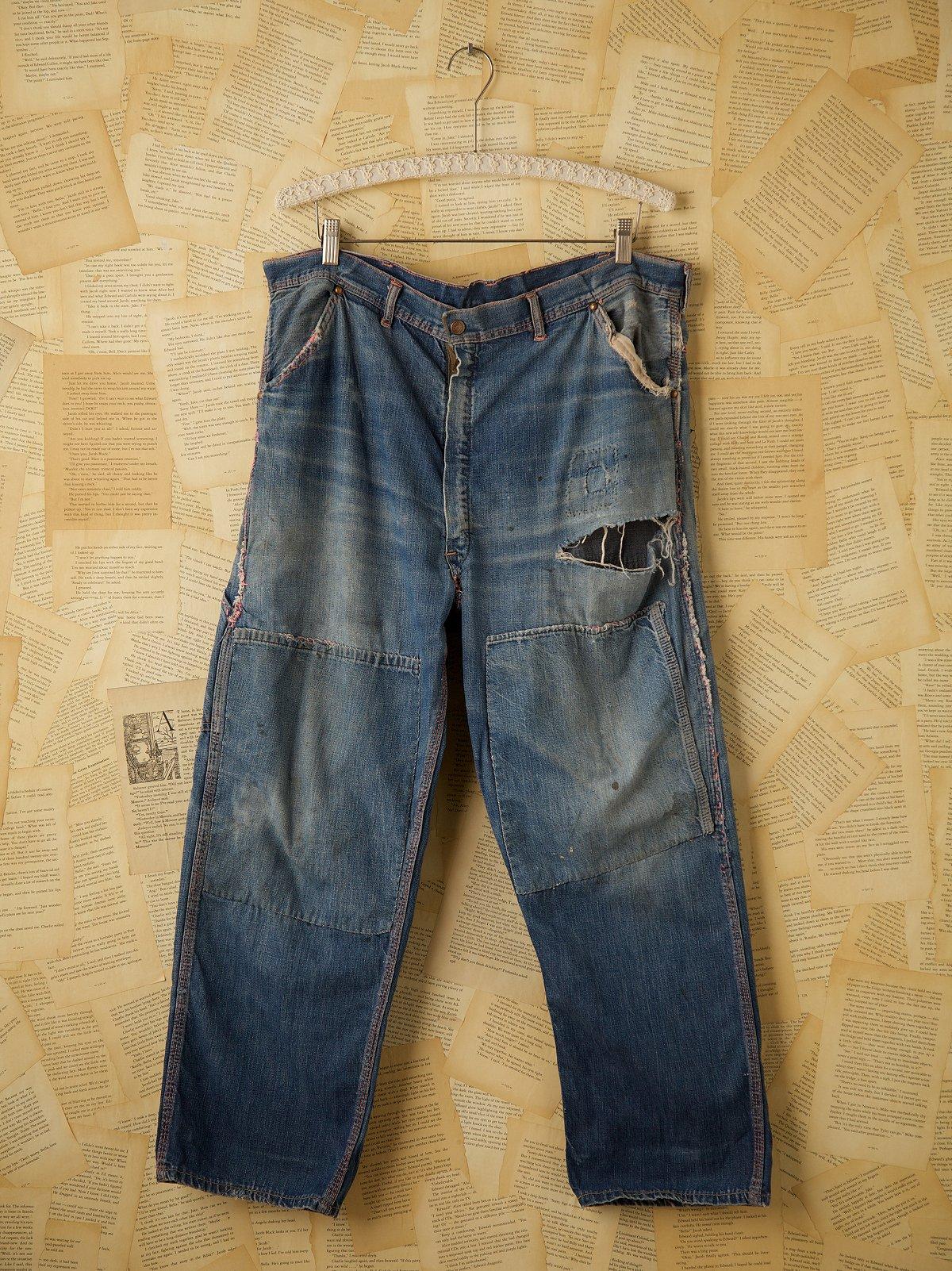 Vintage DubbleWare Work Jeans