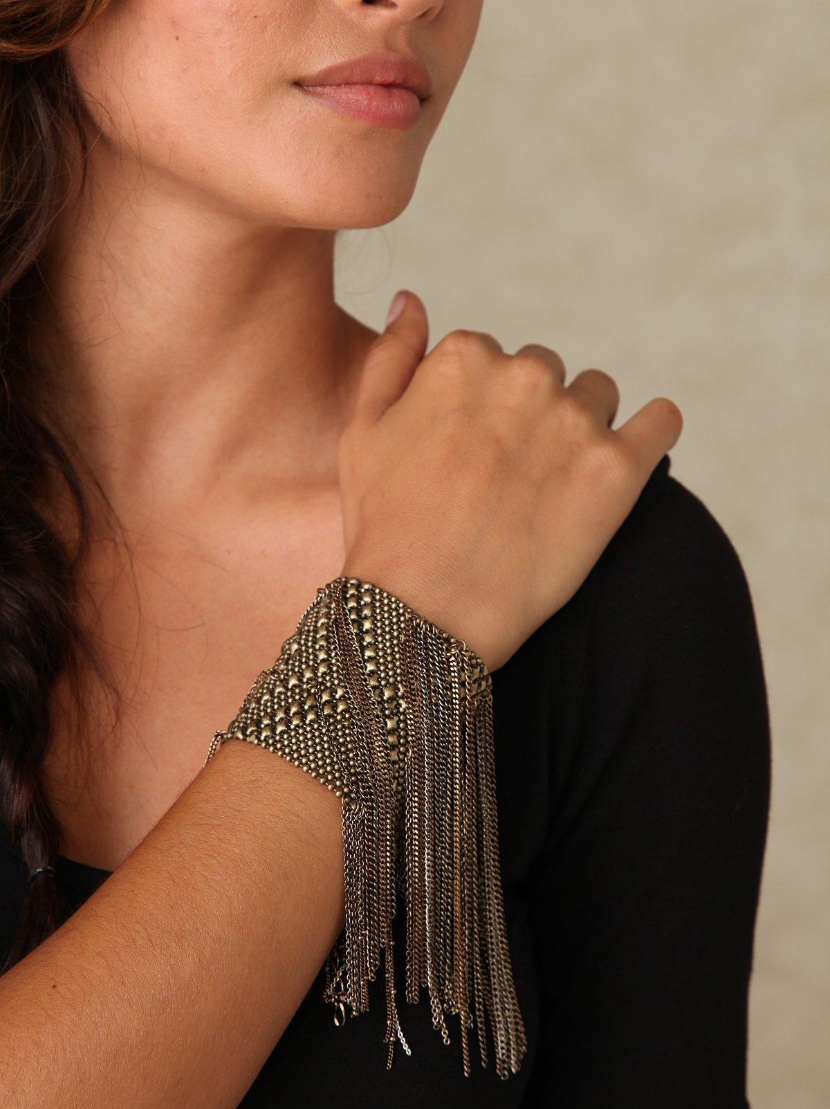 Knight & Chains Bracelet