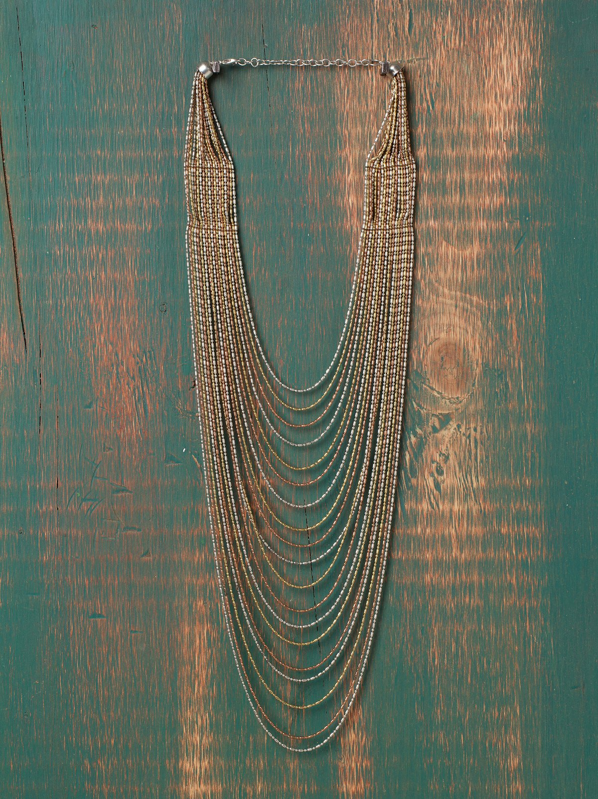 Draped In Chains Necklace