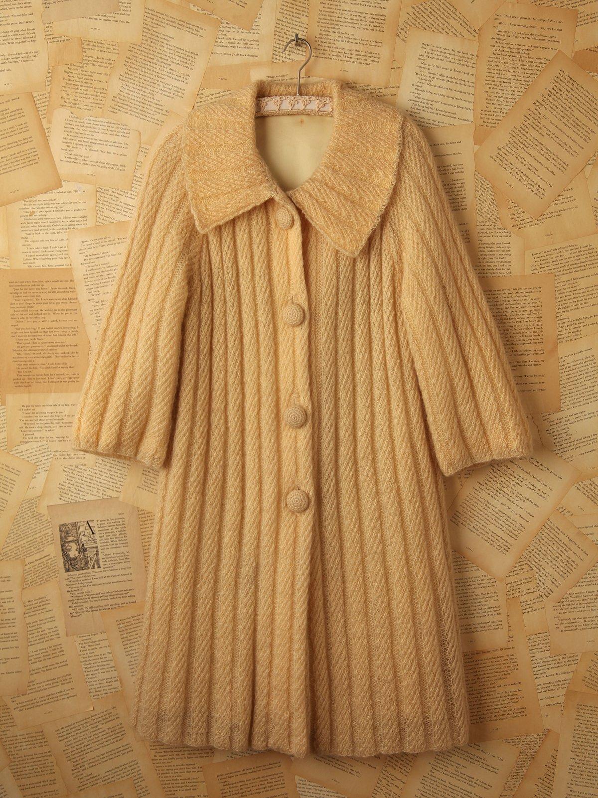Vintage 60s Wool Jacket