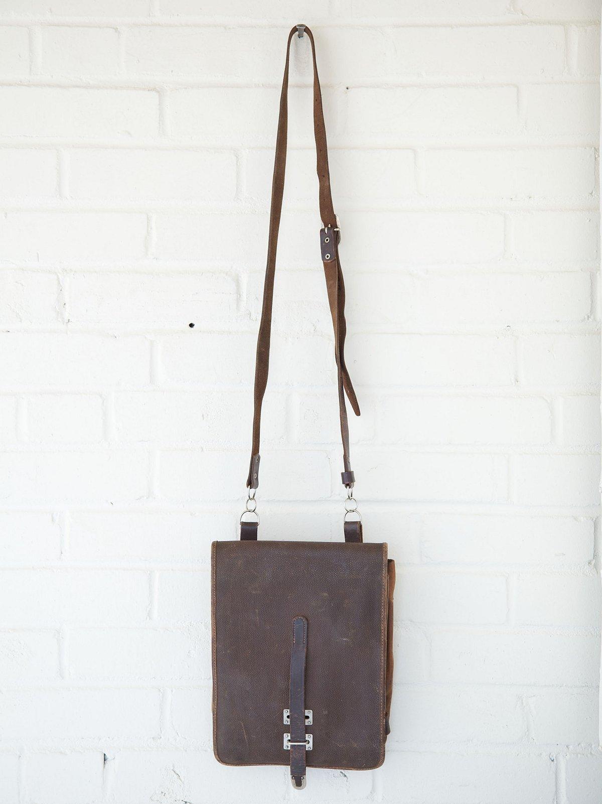 Vintage Writers Messenger Bag