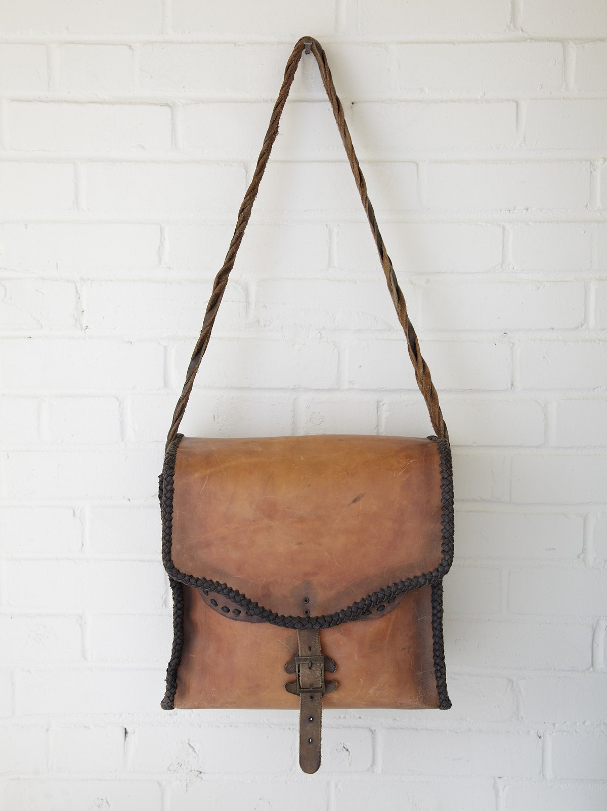 Vintage Oversized Travelers Bag