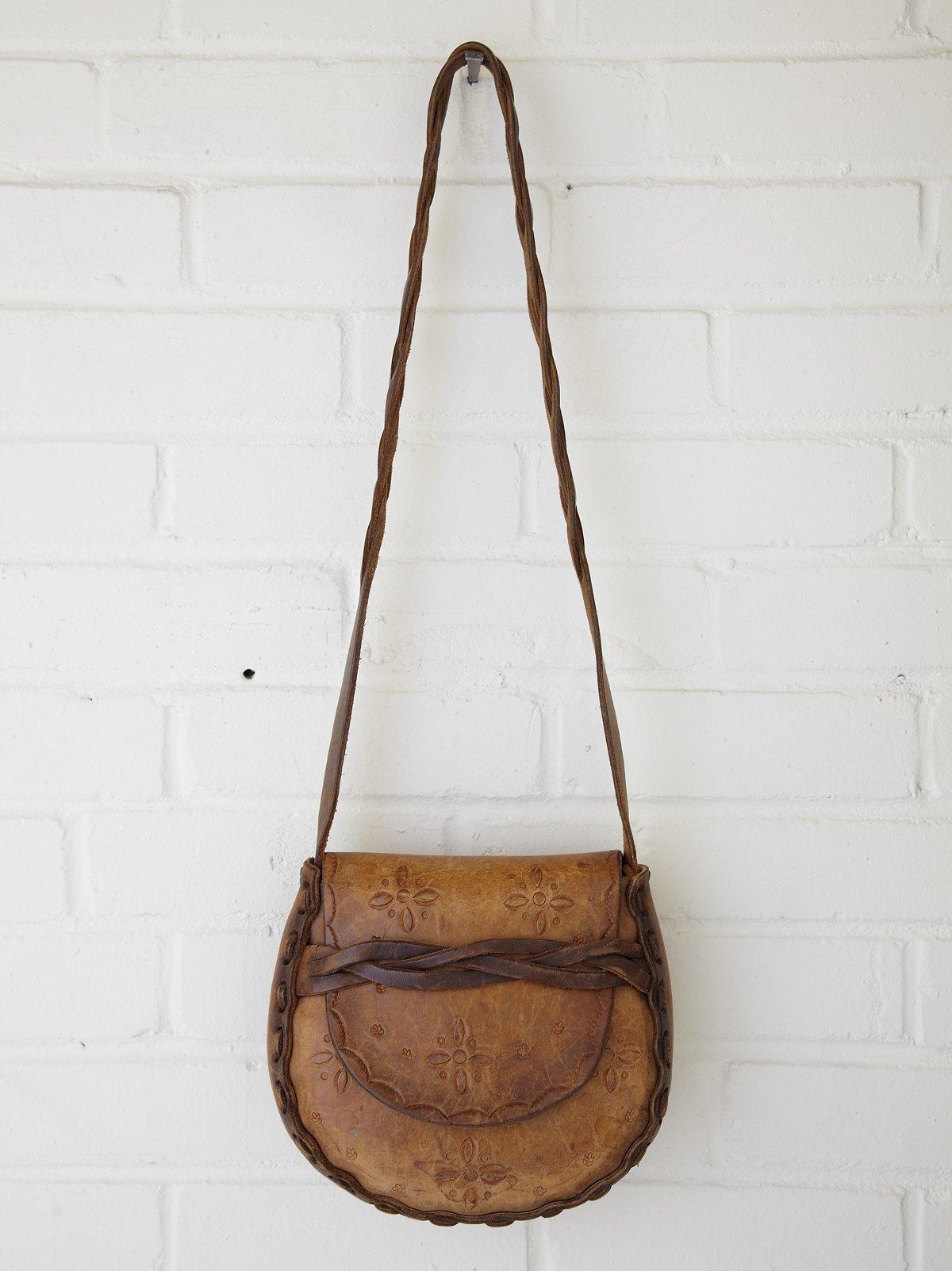 Vintage Small Braided Strap Boho Bag