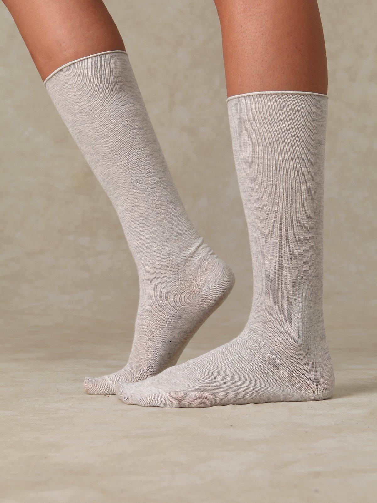 Wani Slouch Knee Sock