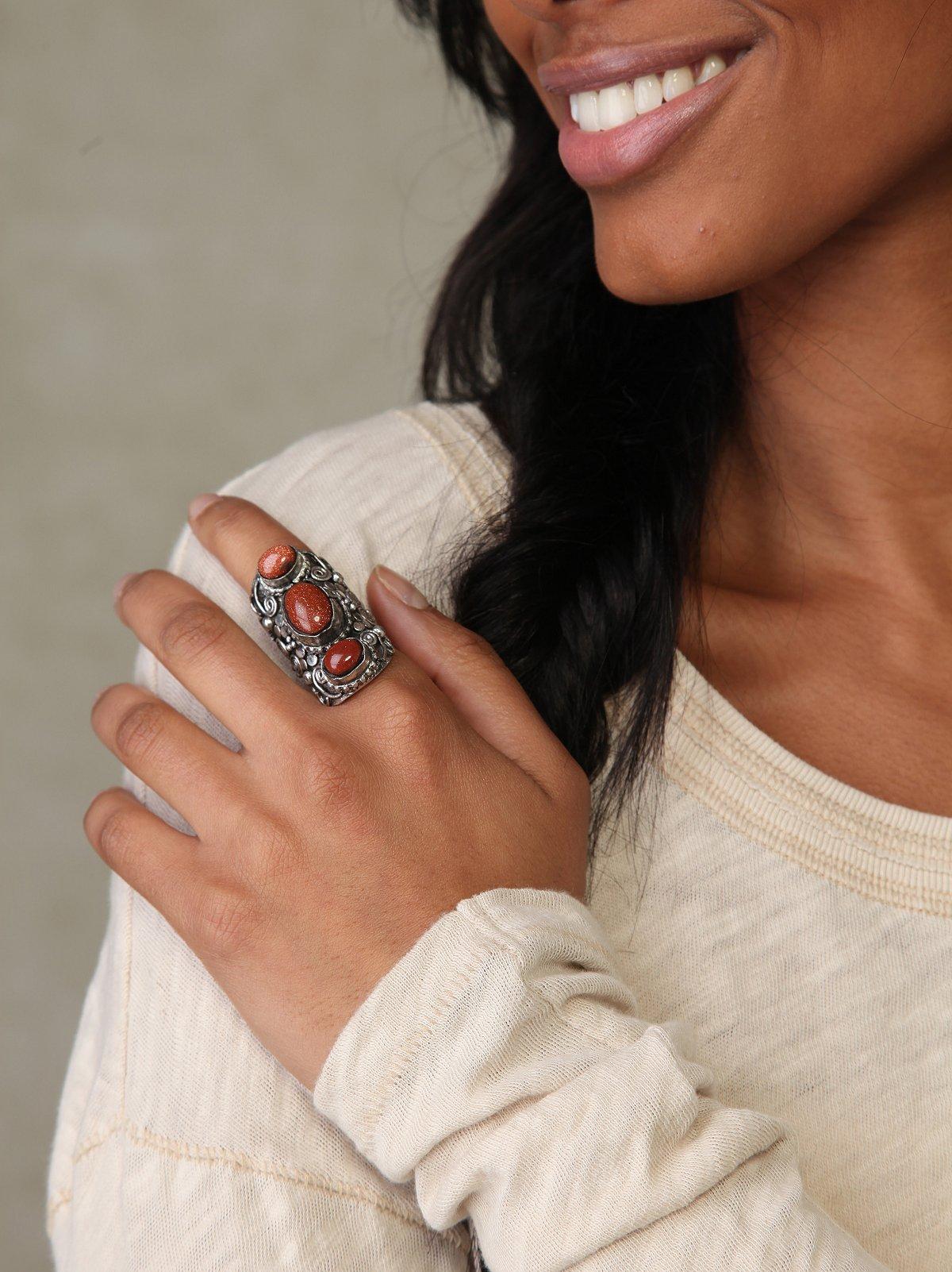 Arabian Sand Ring