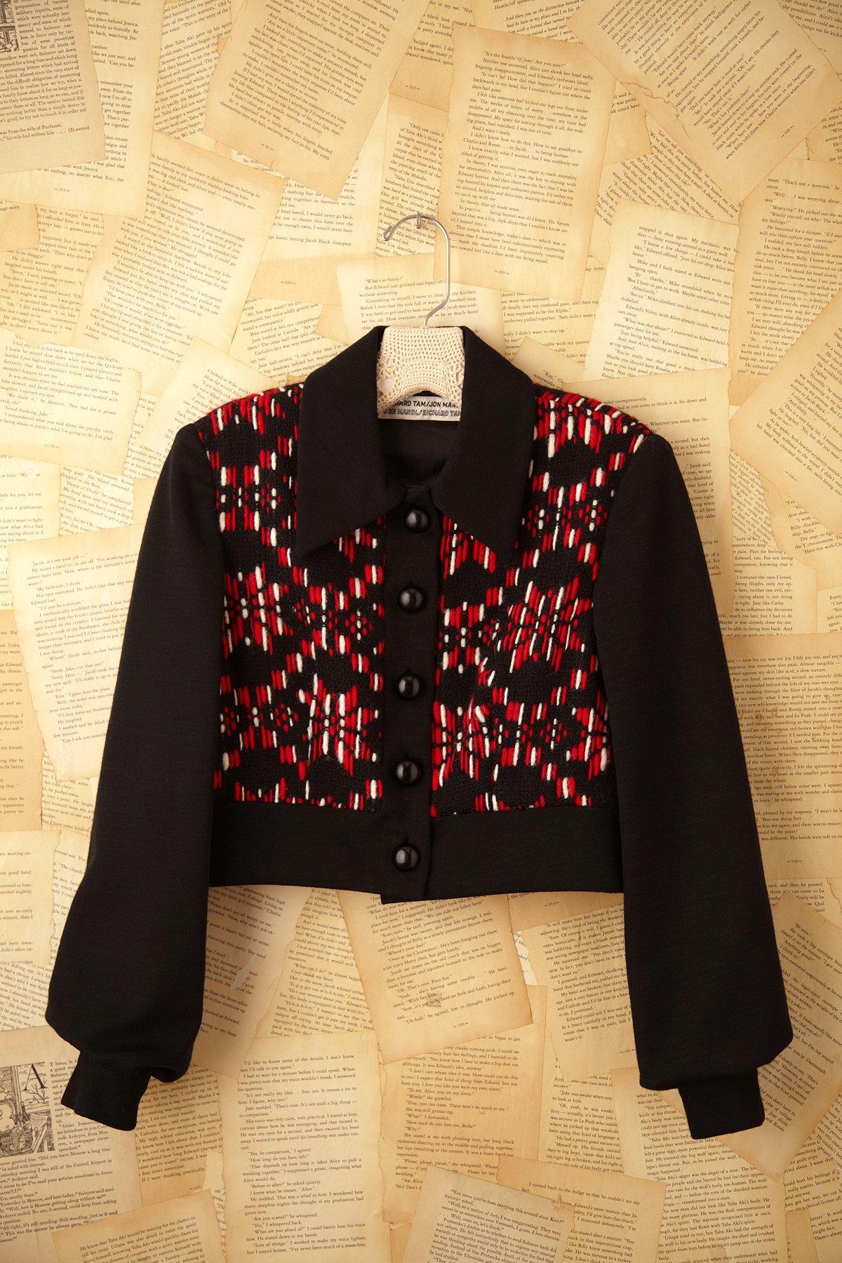 Vintage Richard Tam Jacket