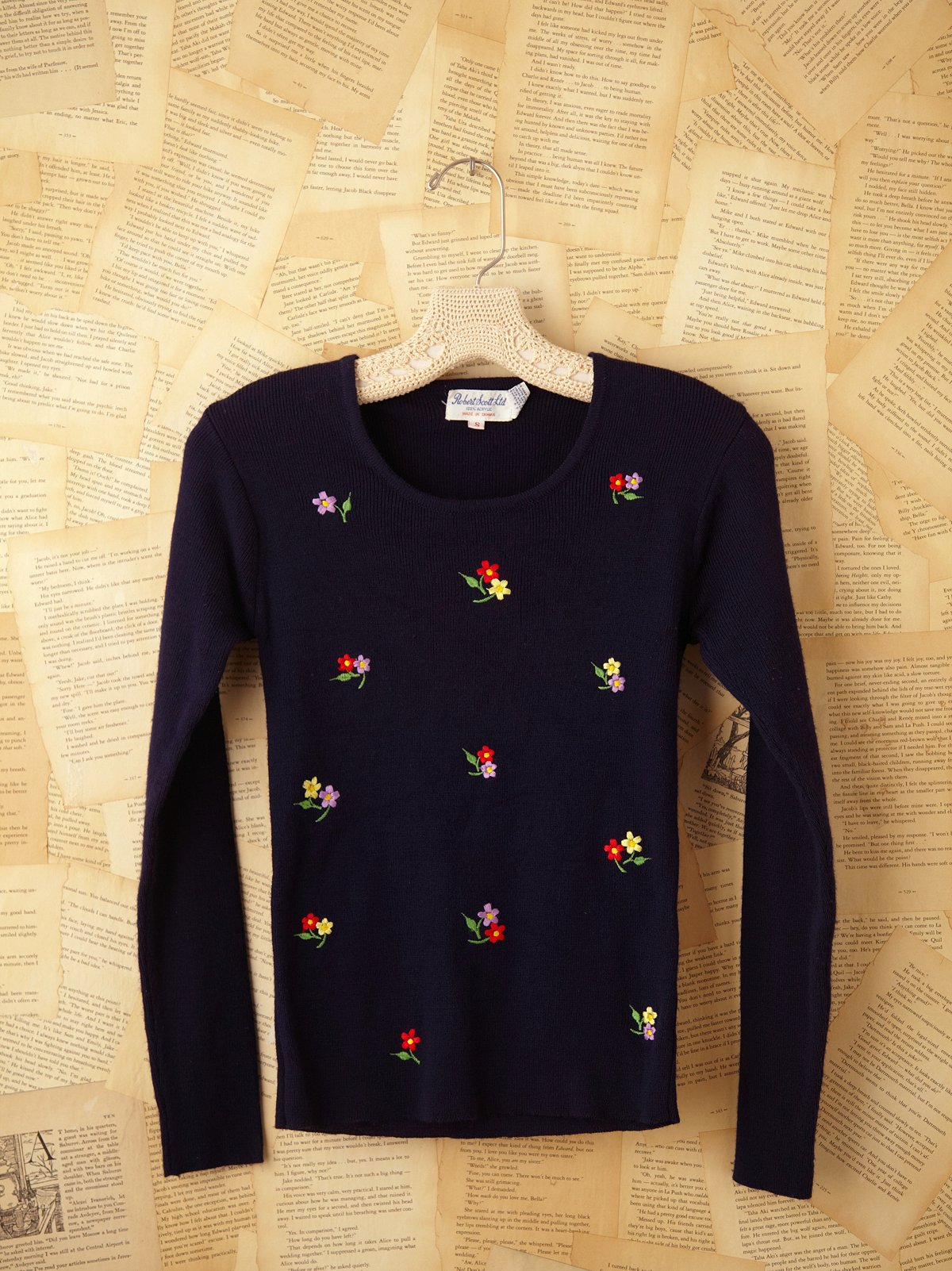 Vintage Robert Scott Sweater