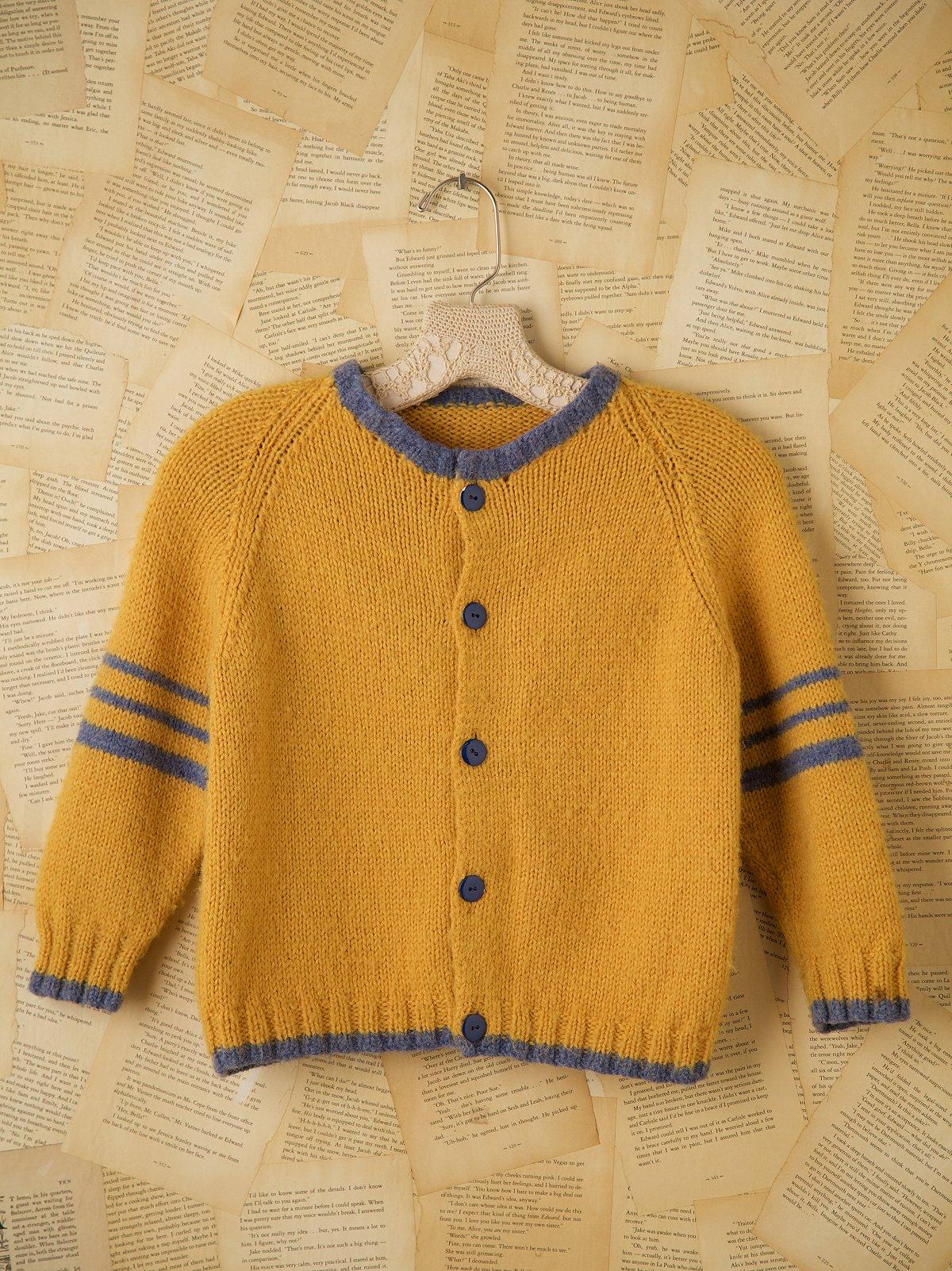 Vintage Shrunken Cardigan