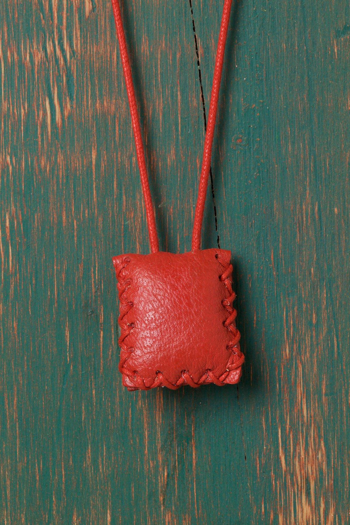 Medicine Pouch Necklace