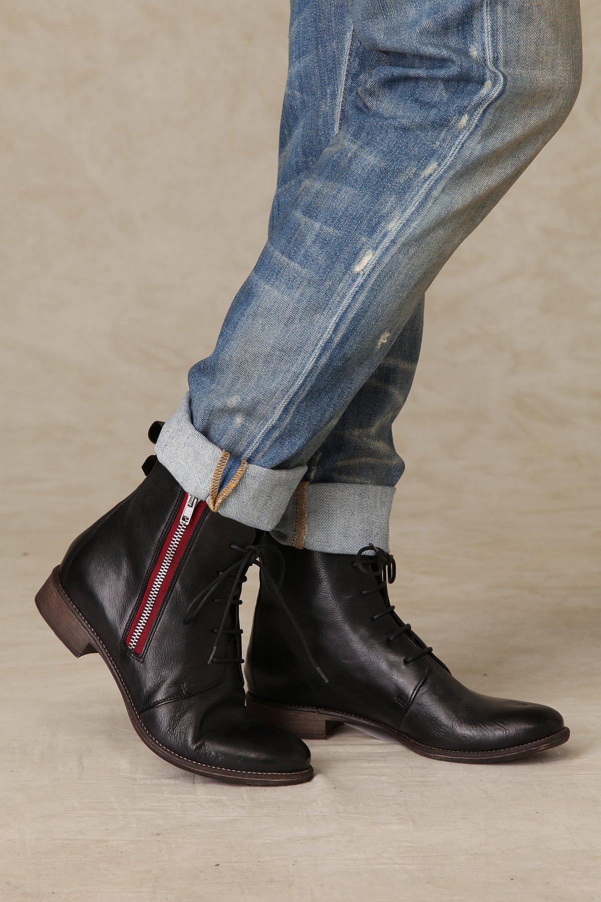 Ryder Zip Boot