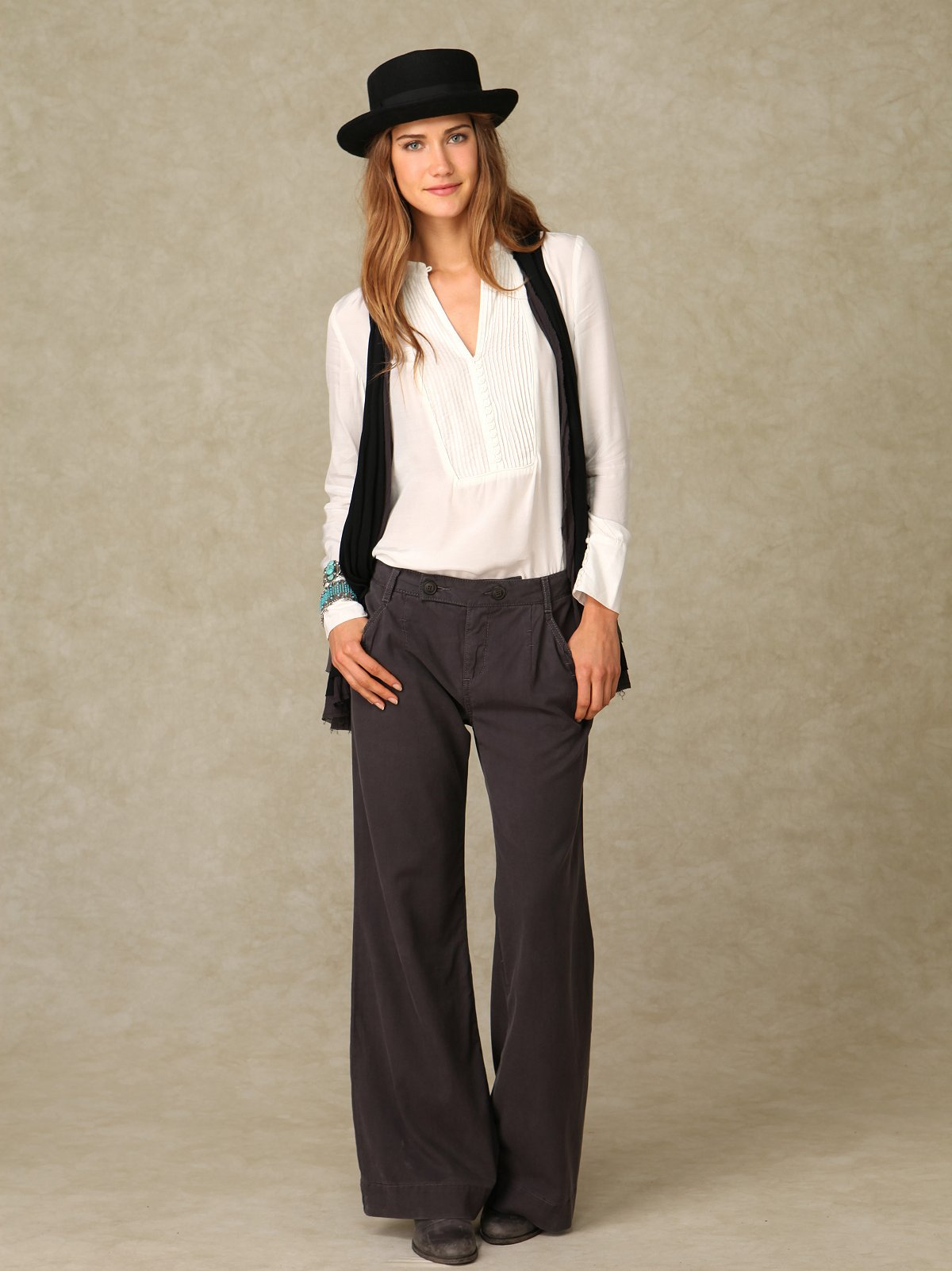FP Drippy Wide Leg Pant