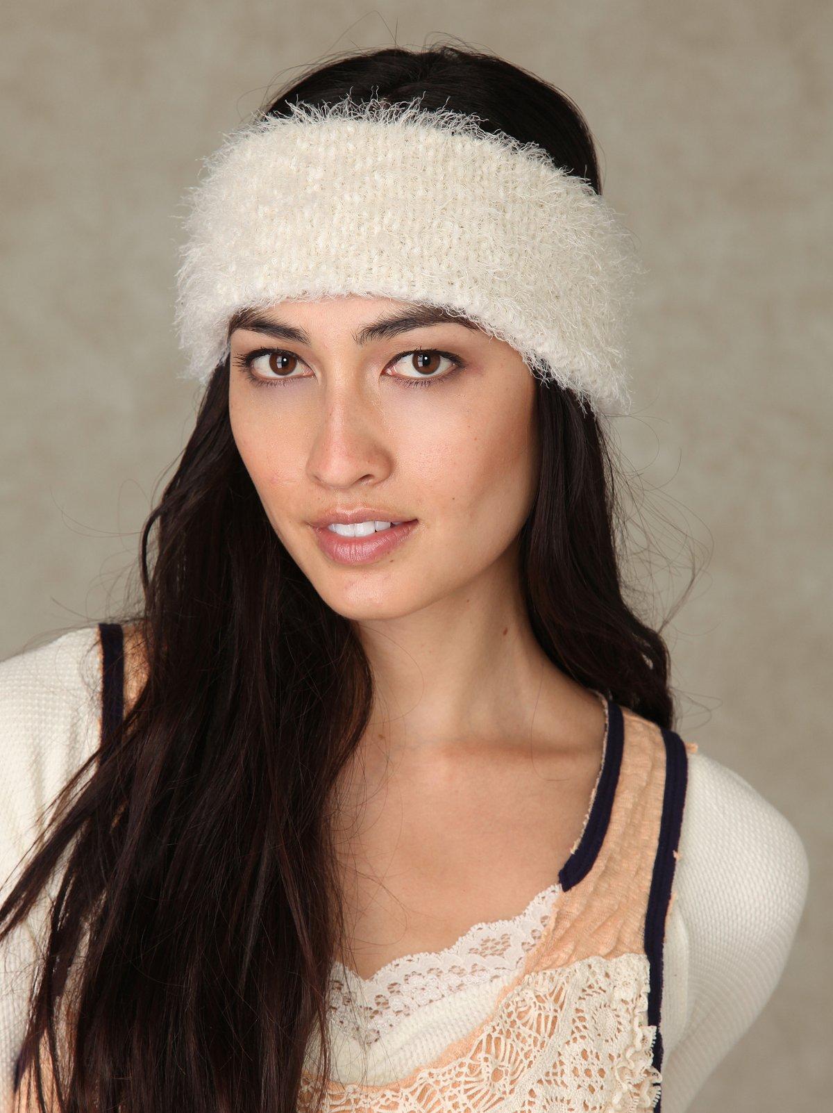 Fuzzy Fur Headband
