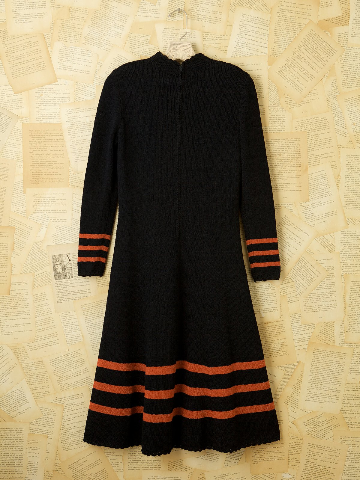Vintage Picardo Knit Dress