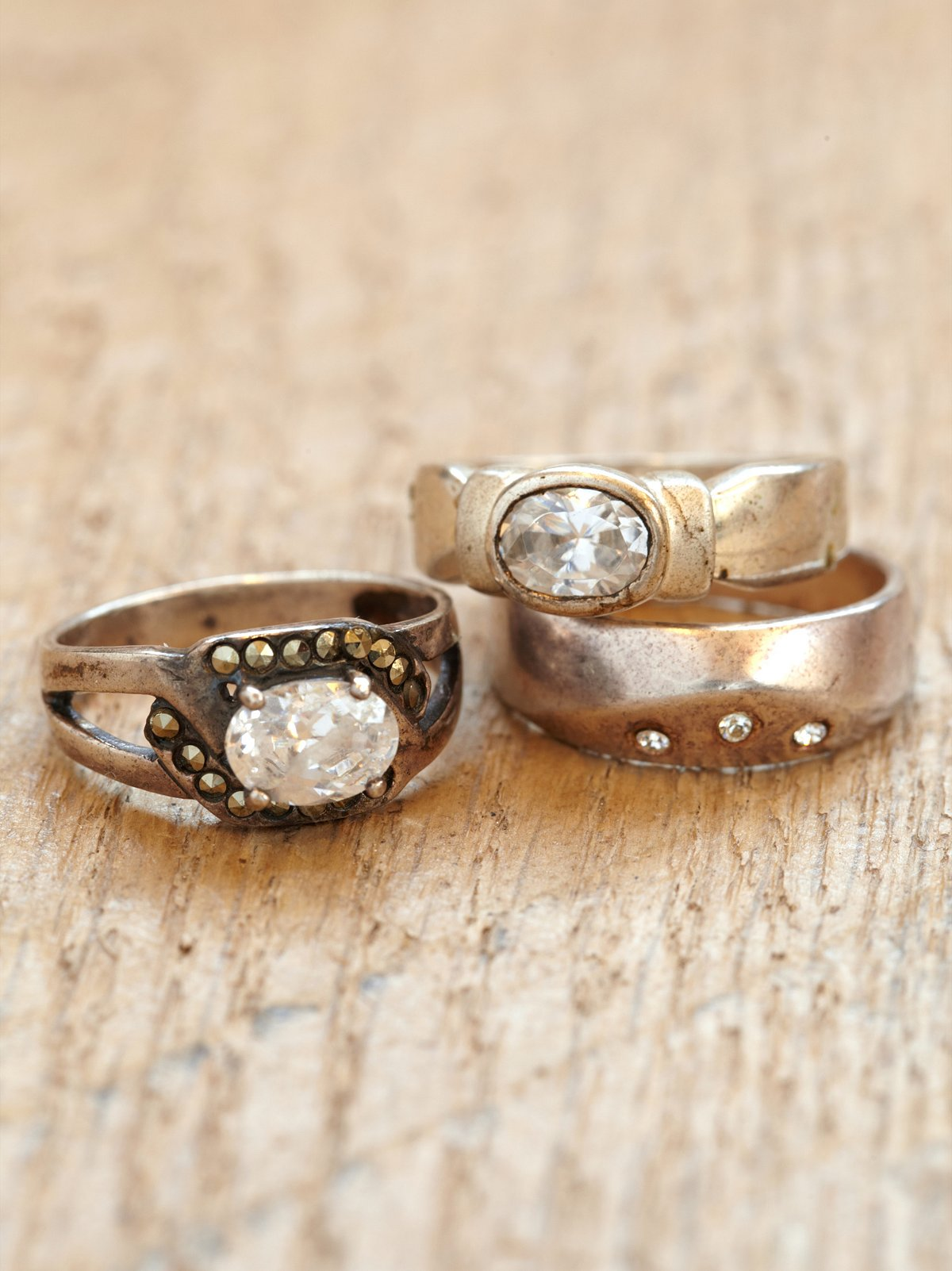 Vintage Collection of Rings