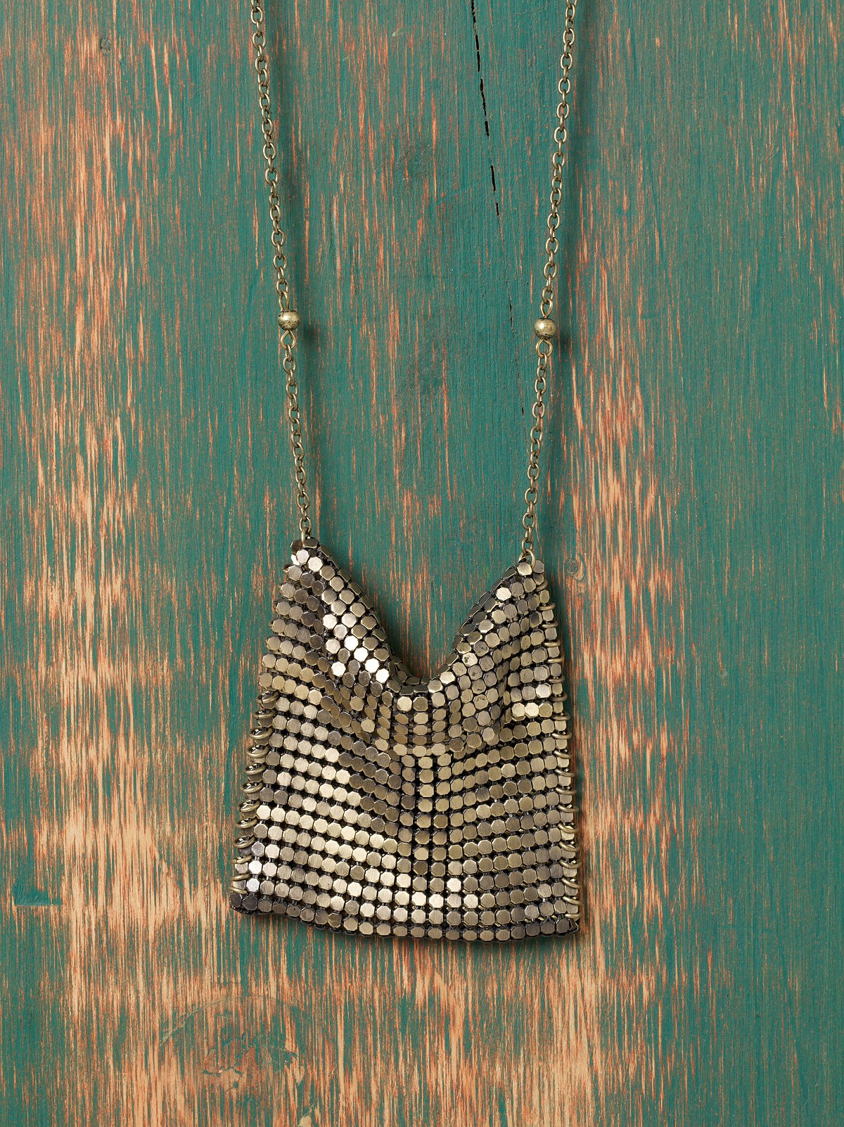 Chainmail Medicine Bag