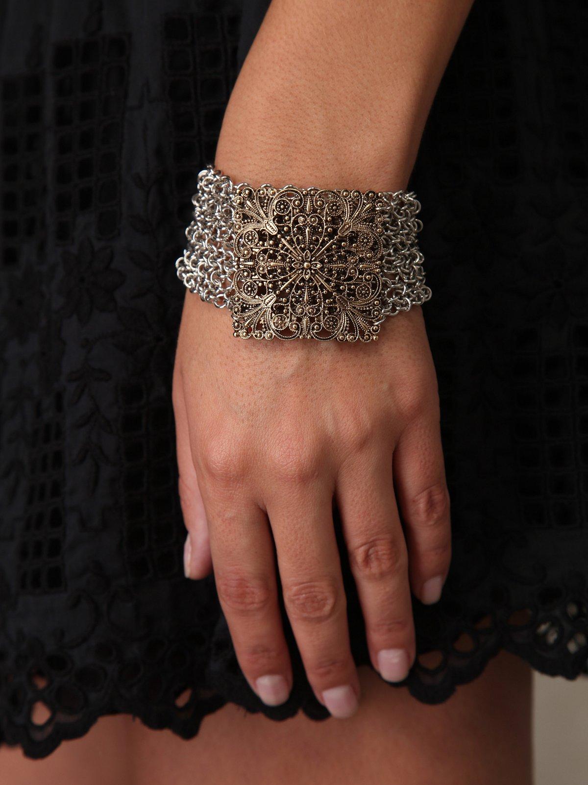 Queen's Crest Bracelet