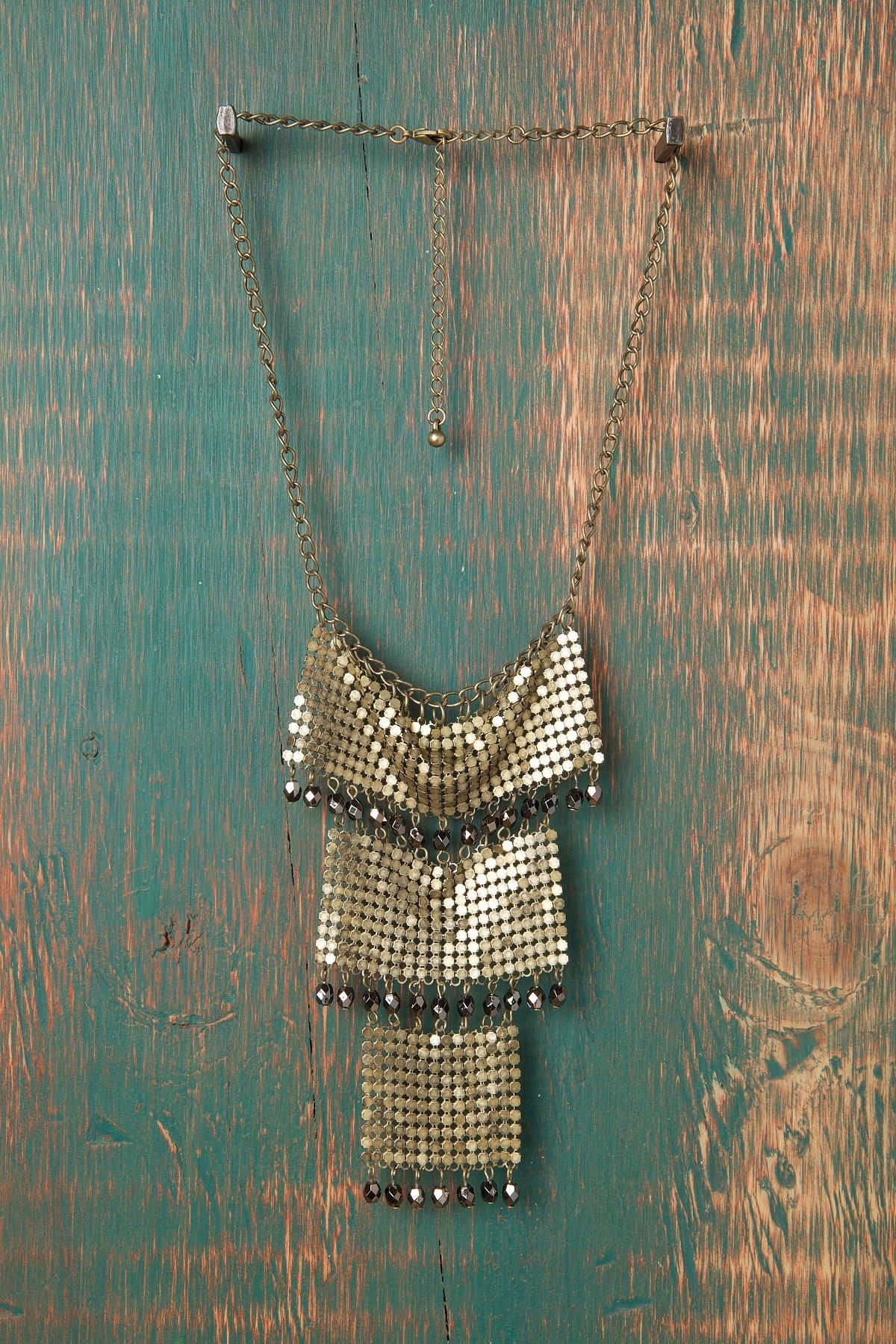 Victoria Tiered Necklace