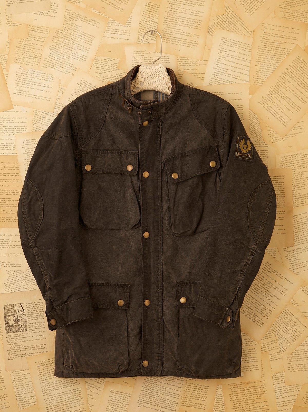 Vintage Belstaf Jacket