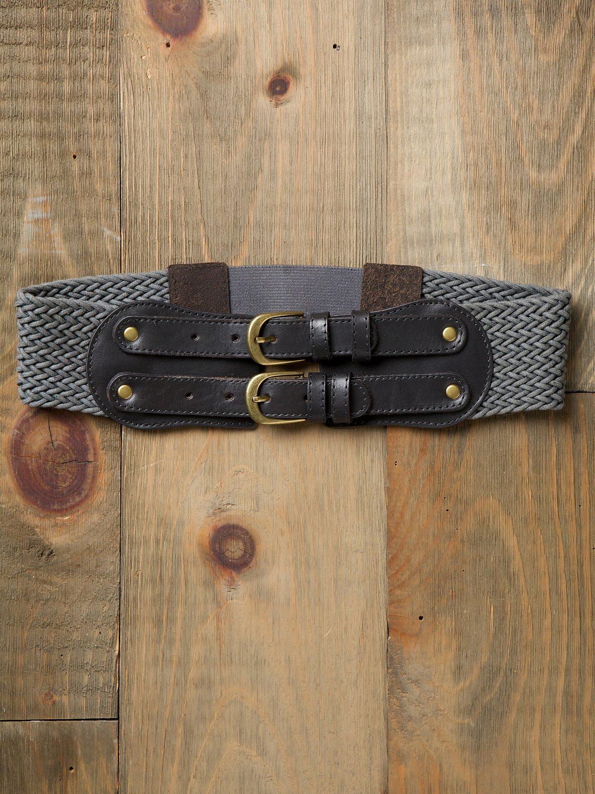 Emily Buckle Waist Belt