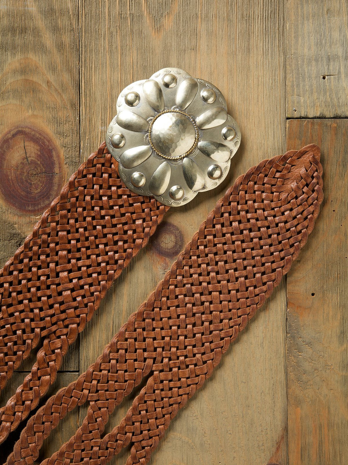 Moroccan Saddle Belt