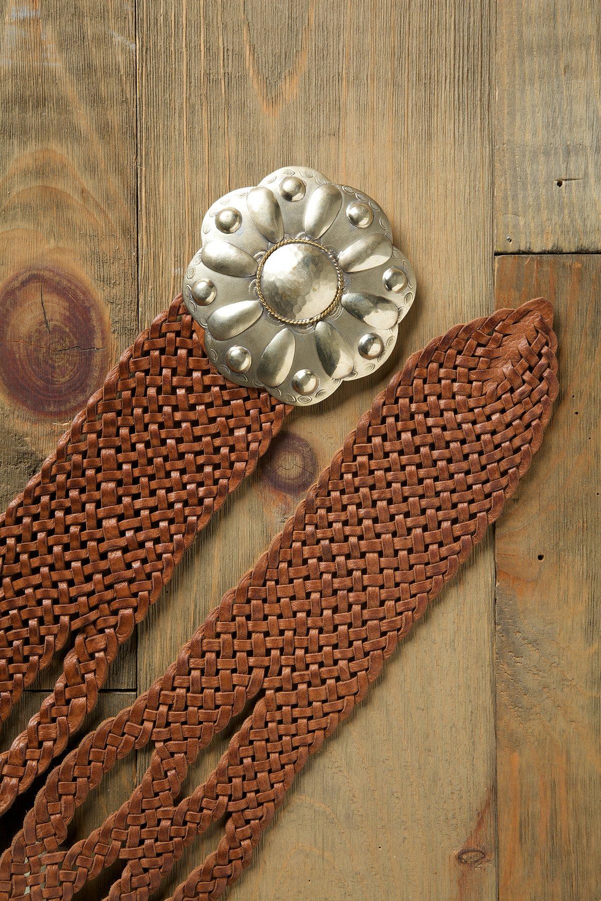 Moroccan Saddle Belt