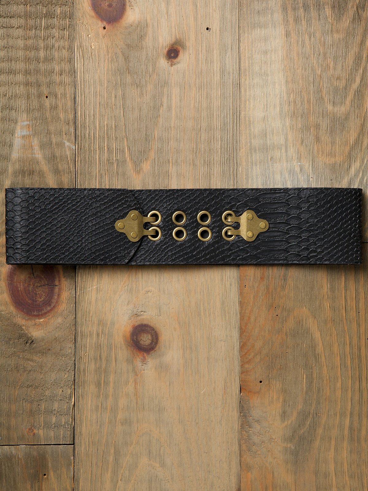 Nico Hinge Waist Belt