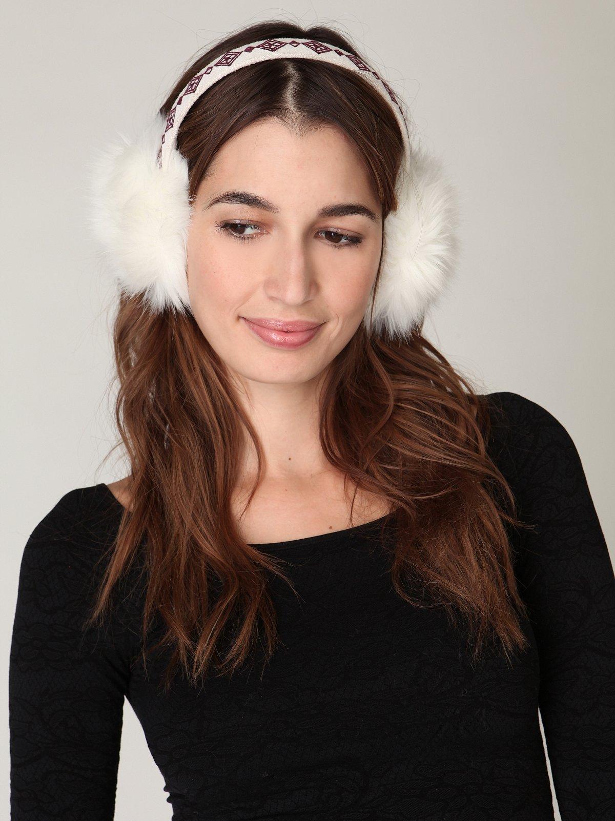 Furry Ear Muffs