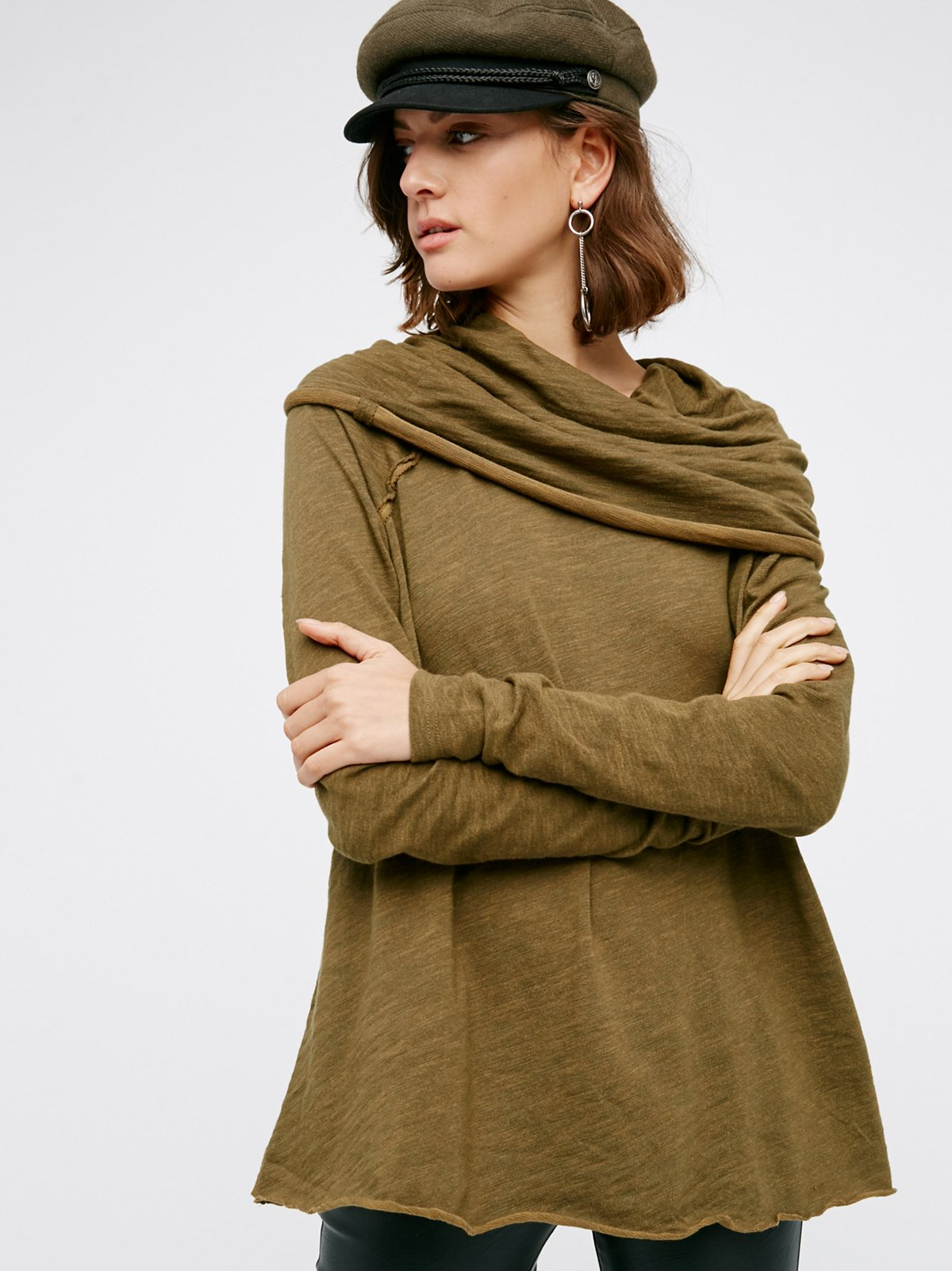 Cocoon Pullover