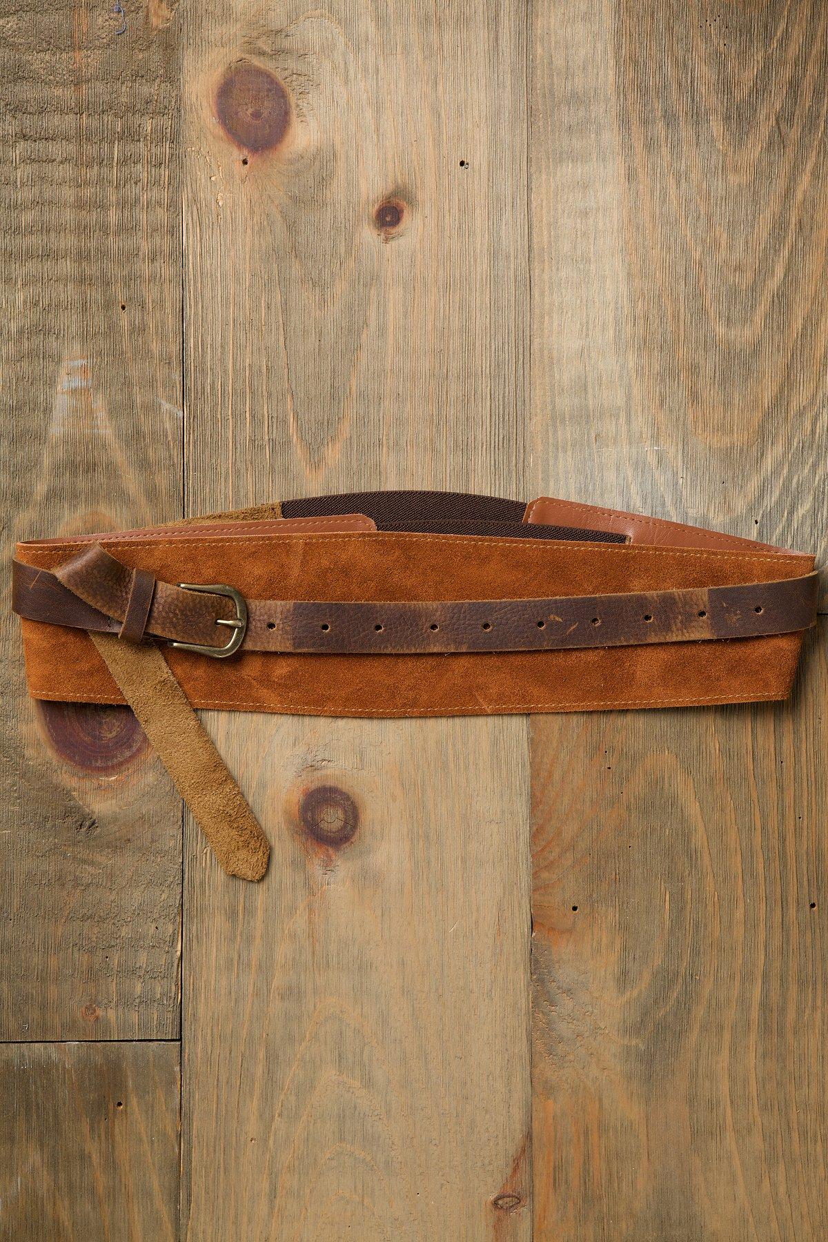Lara Wrap Waist Belt
