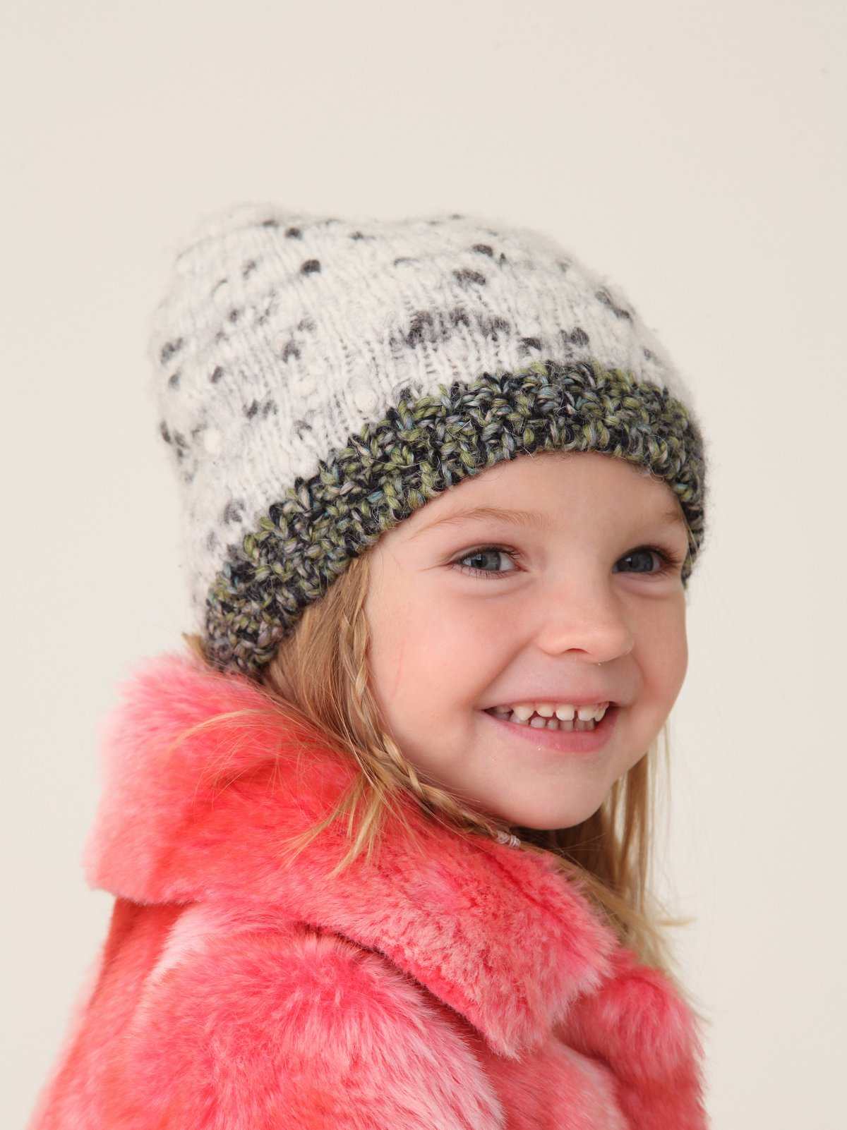 Wee People Dotty Beanie