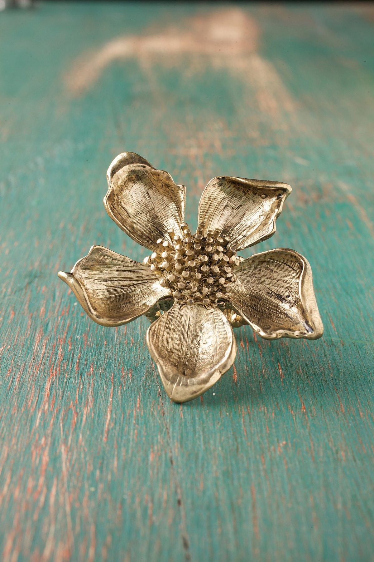 Antique Daisy Ring