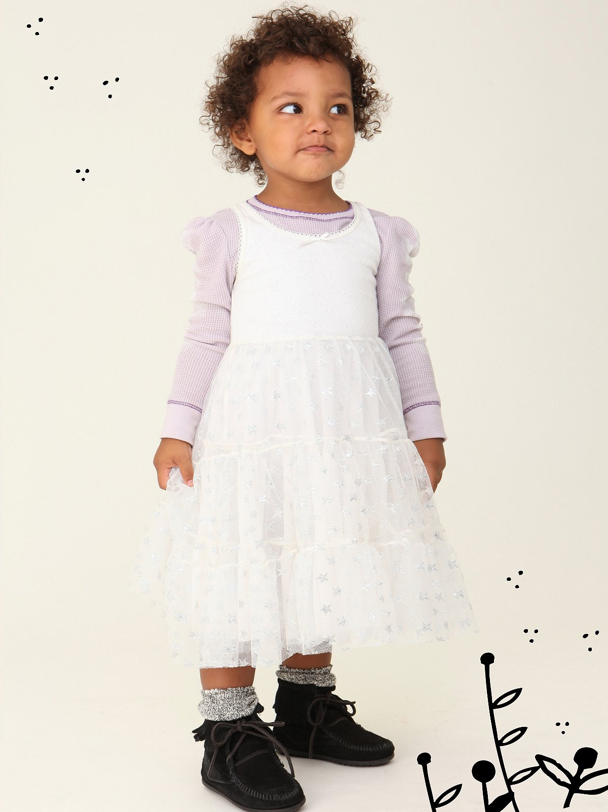 Wee People Twinkle Little Star Dress