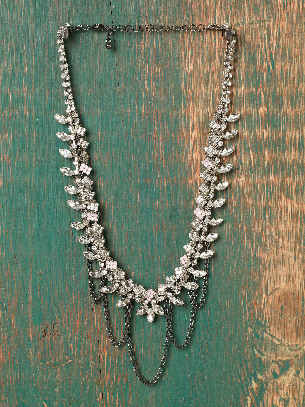 Countess Crystal Necklace